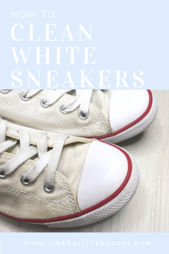 how to clean converse, how to clean white converse, how to clean white sneakers, white sneakers, taking care of white sneakers, my white converse are dirty, my white sneakers are dirty, cleaning white sneakers, best way to clean white sneakers, mr clean magic eraser on shoes, how to clean white shoes, my white shoes are dirty, diy shoe cleaning, diy clothing cleaning, cleaning converse sneakers, pinterest clean white sneakers