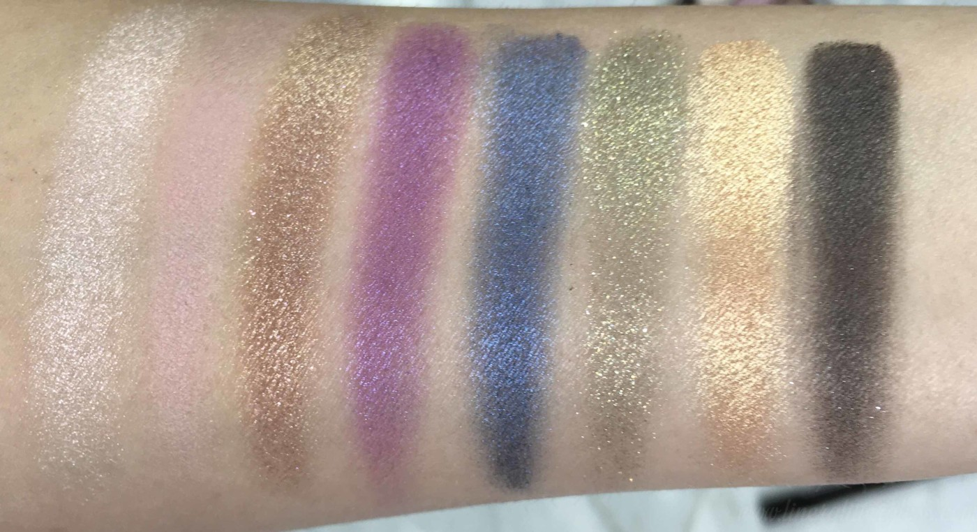 covergirl trunaked jewels, covergirl jewels palette, covergirl jewels review, covergirl jewels swatches, jewel toned makeup, unicorn makeup, best drugstore eyeshadow, where to buy jewel makeup, new covergirl makeup, spring 2017 beauty trends
