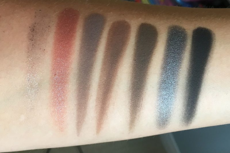sephora pro cool palette, sephora pro cool palette review, sephora pro cool palette swatches, sephor pro palettes, best value palette, best palettes at sephora, what eyeshadow palette should i get, monochromatic eye shadow, rose eye shadow, makeup artist palettes