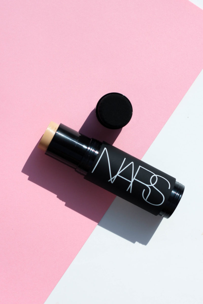 nars velvet matte stick foundation, nars velvet matte foundation review, nars velvet matte foundation swatches, nars stick foundation, best stick foundations, best matte foundations, foundation for oily skin, review of stick foundation, how does stick foundation work, how to apply stick foundation