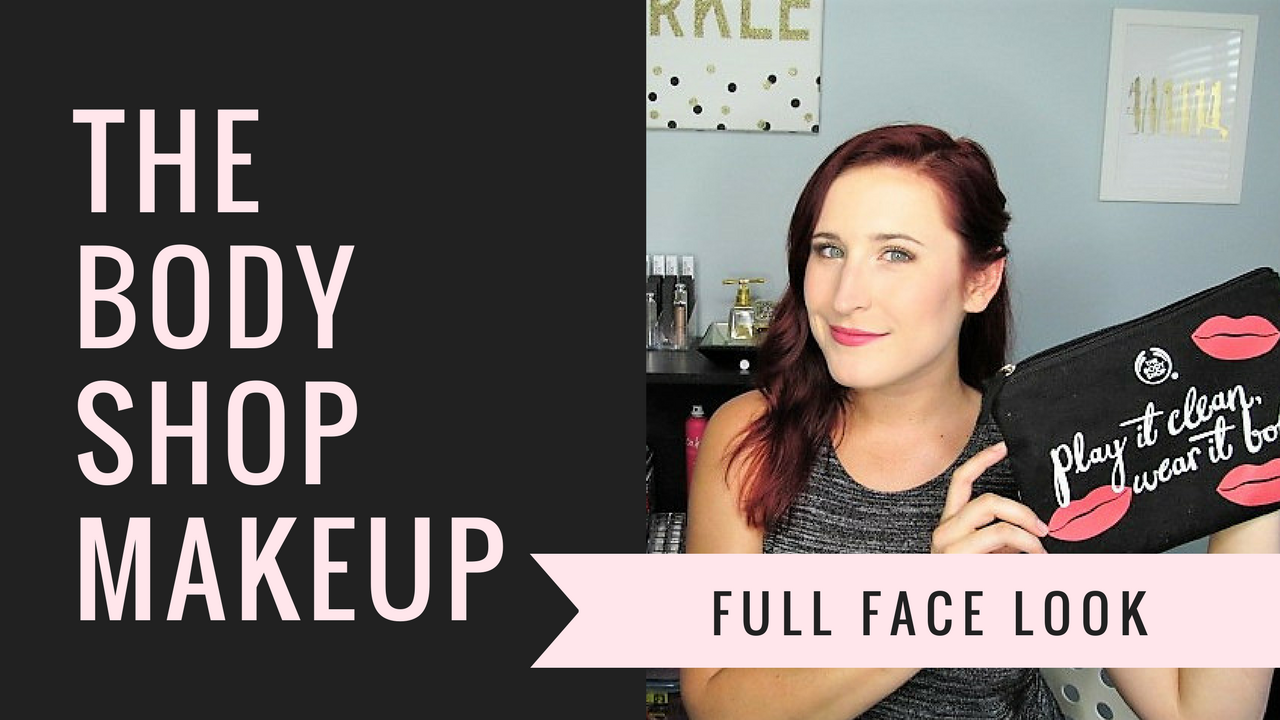 The Body Shop Beauty | Full Face Look