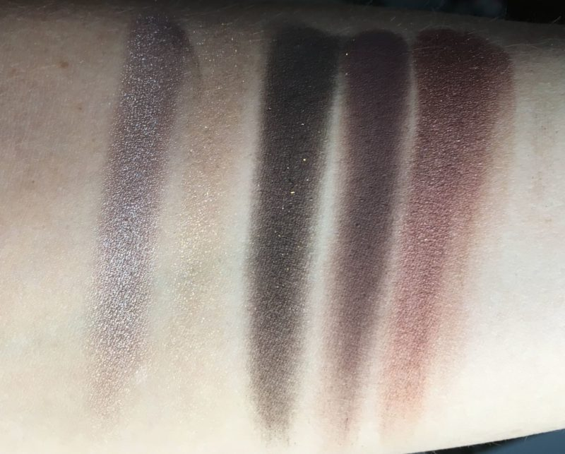 dior metallics fall 2017 5 couleurs palette swatches, dior 5 couleurs palettes, dior metallics fall 2017 collection, dior fall 2017 collection review, dior fall 2017 collection swatches, dior 5 couleurs palette hypnotize swatches, dior 5 couleurs palette magnetize swatch, new fall 2017 makeup, best eyeshadow palettes for fall, warm eyeshadow palette, gold eyeshadow