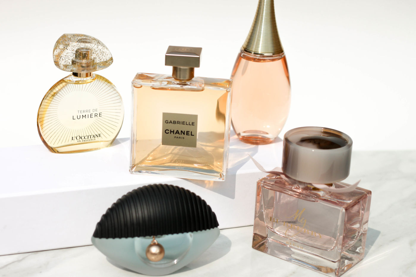 Find Your New Fall Fragrance