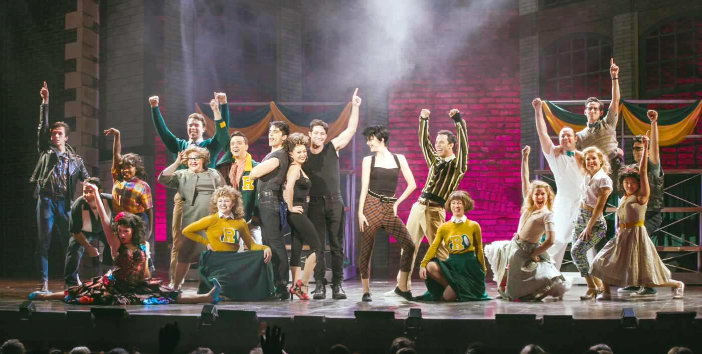 Grease the Musical, grease the musical toronto, grease toronto, grease toronto show dates, grease toronto tickets, grease musical second run, janel parrish toronto, janel parrish grease
