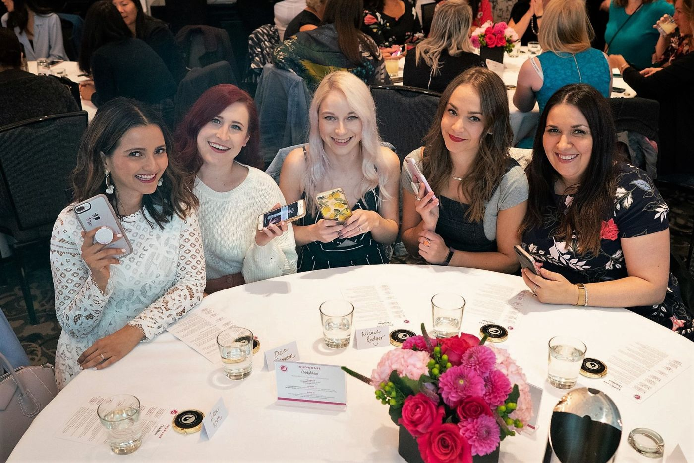 chickadvisor showcase, chickadvisor showcase recap, should i go to chickadvisor showcase, what do you get, toronto events, toronto events for women, ella pretty blog, nicole rae, nelle creations, mom's makeup stash, toronto bloggers, toronto beauty bloggers, canadian bloggers