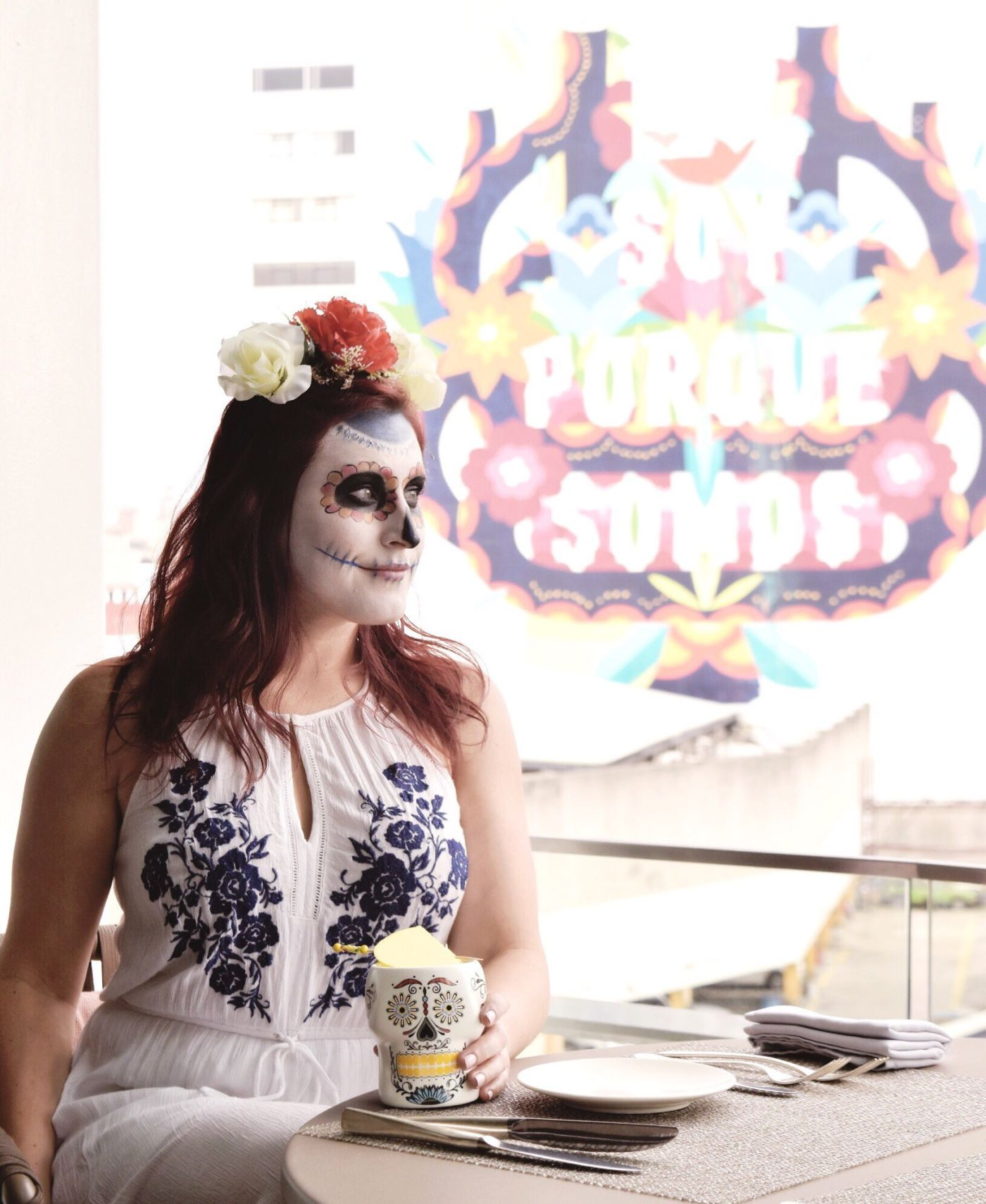 day of the dead in mexico city, day of the dead vlog, day of the dead makeup, sugar skull makeup, mexico city tourist tips, where to go in mexico city, day of the dead parade