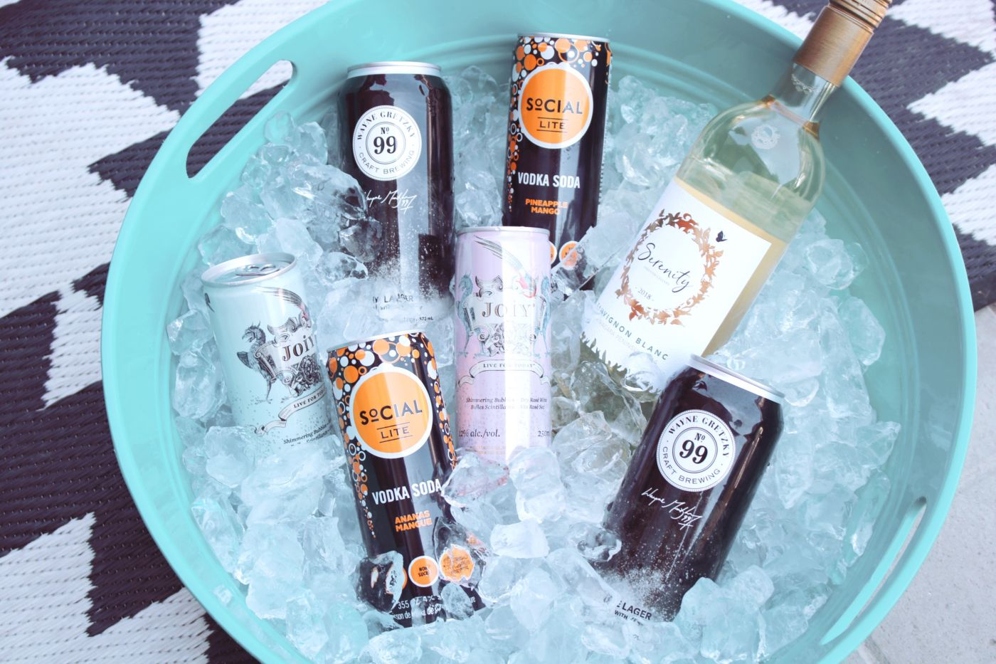 drink options for summer entertaining