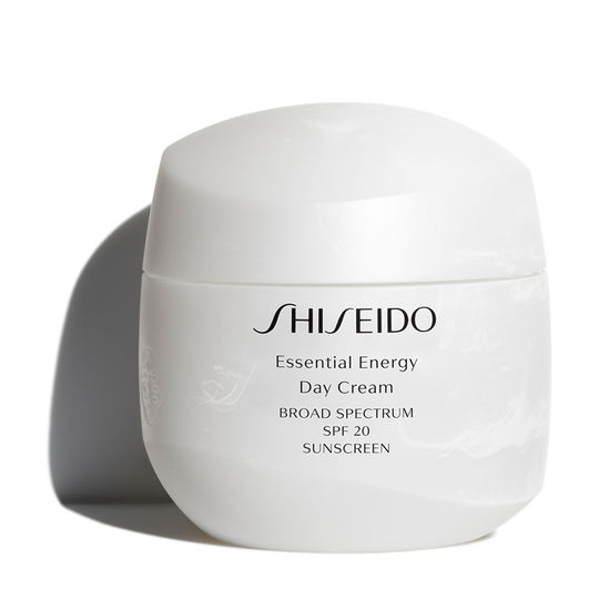 Shiseido Esential Energy Day Cream SPF 20 for your best summer skin ever