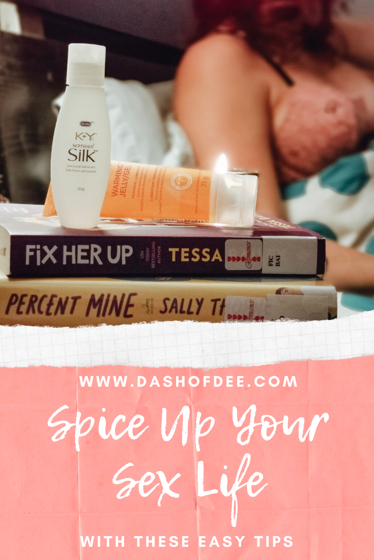spice up your sex like with these tips k-y