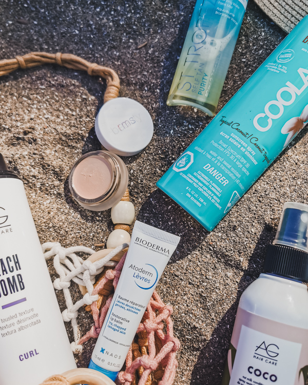 beach beauty essentials from beautysense.ca